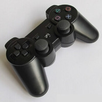 Wholesale playstation controller sixaxis resale online - Replacement Bluetooth Wireless Game Controller for Playstation PS3 Console Video Games Joystick Gamepad SixAxis Retail Box