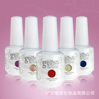 Gel di chiodo del gel del chiodo del gel del chiodo 204 dei generi di colore di lunga durata immergersi Led UV gel polacco vernice a base di lattice I DO Gelish