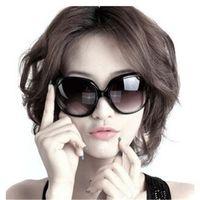 Wholesale Trend Model Sunglasses - 2015 Ms. Free shipping hot sales sunglasses fashion trend sunglasses yurt female models big box sunglasses