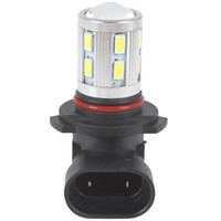 Wholesale Drl 12 Led High Power - 650LM 9006 High Power CREE Q5 LED + 12-SMD Around 5730 LED Car Fog Bulbs DRL Light for Car Signal   Reverse CEC_480