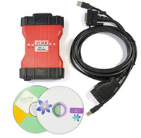 Wholesale Free Programming Tools - Free Shipping Ford scanner Ford VCM II IDS V90 version Professional Ford Diagnosctic Programming and coding tool VCM2