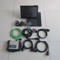 Wholesale das xentry laptop for sale - 2018 MB Star C4 MB SD connect C4 star diagnosis for WIFI MB SD C4 installed in SSD XENTRY DAS X200T Laptop