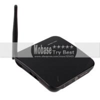Wholesale Rk3188 Webcam - CS968   TV01 Android TV Box Quad Core Smart TV Receiver Webcam Microphone RK3188 1.6GHz 2G 8G HDMI AV USB RJ45 OTG WiFi