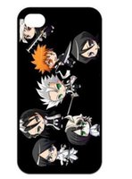 bleach iphone - Promotion Anime BLEACH Charactor Hard Plastic Protective Phone Cover For Iphone S S C Plus