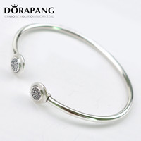 Wholesale Snake Wedding Rings - DORAPANG 100%s925 standard pure silver lady's hand ring glamour factory wholesale