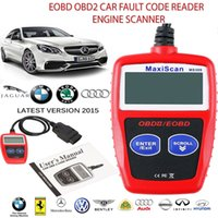 MaxiScan MS309 Autel CAN OBDII OBD2 EOBD Diagnose Scanner Werkzeug Code Leser