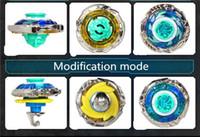 grandes lanzadores de beyblade al por mayor-Gyro Toys Beyblade Variares Comprar Beyblades Nuevo Big Bang Beyblade Metal Fusion Llama Libra T125 Metal Fusion 4d Beyblade Bb48 Sin Lanzador