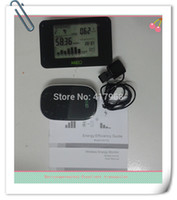 Wholesale protection monitoring - Wholesale-HA102 wireless energy monitor,CO2 emission,power consumption,environment protection,green house,save up to 15% electricity bill