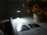 Wholesale Cheapest Reading Lamps - Wholesale-wholesale cheapest 3.7vli-polyled desk lamp book reading light solar lamp indoor free shipping Free shipping