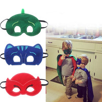 Qualitäts-10pcs 2016 MASKS Jungen Cosplay Maske Peter Pan Kinder Make Cartoon Fashion Goggles Superheld-Maske für 2-7T Freies Verschiffen