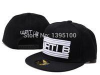 Wholesale Snapback Hats Wati B - Wholesale-cheap Wati B snapback hats WATIB cap in red black blue hip hop men & women designer baseball caps for Free shipping