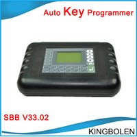 Wholesale Immobilizer Tool For Dodge - 100% Good Quality SBB V33 immobilizer programmer silca sbb key maker sbb tool
