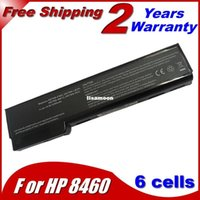 Wholesale New Battery For Hp - NEW- Laptop Battery For Hp ProBook 6460b 6470b 6560b 6570b 6360b 6465b 6475b 6565b EliteBook 8460p 8470p 8560p 8460w 8470w 8570p