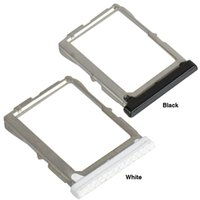 Wholesale Micro Sim Slot Replacement - Micro Sim Card Slot Tray Holder Replacement Fit For LG G2 D800 D802 D803 Free Shipping