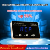 Wholesale Engine Controller - Eittar car THROTTLE CONTROLLER BOOSTER FOR PORSCHE CAYENNE ALL PETROL ENGINES 2002~2010