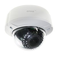 Camera EFOSE-700TVL 1/3 E-Effio CCD 2.8-12mmLens OSD Vandal Proof Dome