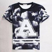 Wholesale Tshirt Unkut - Wholesale-2015 New Summer Men Women t shirt 3d rammstein unkut kanye west yeezus print tshirt hip hop swag crossfit fitness