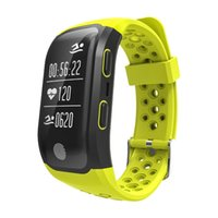 2017 G03 S908 Smart Watch Smart Wristband Fitness Smart Wrist Rate IP68 Impermeabile GPS Smart Band Tracker