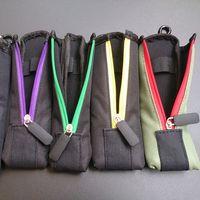 ecig carregam sacos venda por atacado-Carry pouch bag ECig Carring bolsa Caso de Pano com Gancho Chaveiro Pessoal Vapor Titular para ego evod Mech x6 x7 Mecânica Mod DHL