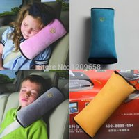 car seat free ship safely belt pillow safe protect shoulder pillows for children kids zhc0007 from dropshipping suppliers