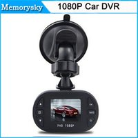 Wholesale Dvr Coche - Mini Full HD 1080P Auto Car DVR Digital Camera Video Recorder G-sensor Carro Coche Dash Cam Dashboard Dashcam Camcorders 111181C