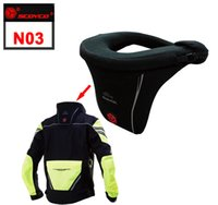 Wholesale Motocross Neck Protector - Protective ,SCOYCO Motorcycle Neck Protector High Quality Sports Gear Long-Distance Racing Protective Neck Brace Motocross N03