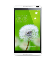 Wholesale Huawei Mediapad 3g - 8 inch Tablet PC Huawei MediaPad M1 4G LTE SIM card 3g phone call tablet pc quad core 1.6GHz Android 4.2 4800mAh