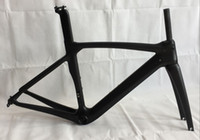 Wholesale Road Bike Carbon 53 - hot sell Newest in 2017 With BB386 T1100 UD Road bike carbon frames XR4 carbon road frame size 47 50 53 55 57