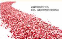 Wholesale Order Confetti - Silk Rose Flower Petals Leaves 200pcs Artificial Flowers Petals Wedding Table Decorations Event Party Supplies Confetti Wreaths order<$10 no
