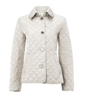 Wholesale Ladies Quilted Jacket - Lady Jacket Outwear 2014 New Women Autumn Winter Jacket Long Sleeve single Breasted Wadded Quilted Parkas Cotton Slim Coat b4