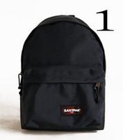 Wholesale Ship School Backpacks - Multi color daypack New Eastpak brand campus popular bag Free shipping Eastpack school bag Crawling package