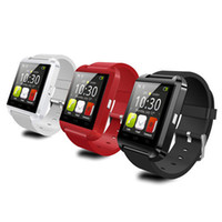 Wholesale Note3 Smart Sleep - Wearable Smart watch Bluetooth Smartphone WristWatch U8 U Watch for iPhone Samsung S4 Note2 Note3 Android Phone Smartphones