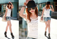 Wholesale Curly Hat - Wholesale-New Fashion Fedora Hat for Women Curly Floppy Brim Chapeu Panama British Jazz Hip-Hop Hats for Men Sombreros Mujer Unisex Black