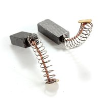 Wholesale Electric Motor Track - Wholesale Price Carbon Brushes 17X8X5mm For BOSCH Drill Generic Electric Motor order<$18no track
