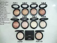 makeup mineralize foundation بالجملة-مينيراليز سكينفينيش بودرة بروفيشنال بودرة أساس مكياج مكياج
