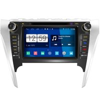 Winca S160 Android 4.4 Système Car DVD GPS Headunit Sat Nav pour Toyota Camry 2012 avec Radio Wifi Player