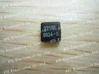 Wholesale Power Inductor Smd - Wholesale-Free shipping, 7x7x3mm High Current Power Inductor Flat Coil SMD 220nH 26A -- PG0426.221NLT 10pcs Lot