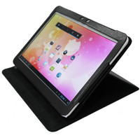 Wholesale Tablet 3g Gb - Created X10S 10.1 inch IPS HD Screen 1GB + 16 GB Android 4.2 GPS , 3G Dual card dual standby by alibear