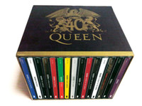 Wholesale International Chess - The Queen 40th Anniversary 30 CD Box Set Booklets Full Collection Factory Sealed Limited Edition free shipping