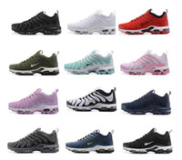 Wholesale Patchwork Cushions - 2017 Hot Sale Spring and Fall casual Classic Plus TN Ultra Camouflage Running Shoes Men Women Trainer Air Cushion Breathble Shoes size 36-45