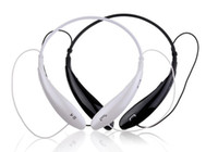Wholesale lg hbs sports for sale – best HOT arriva HBS Bluetooth Stereo headset Wireless earphone sport headphone Bluetooth Sport Neckband Headsets For LG iPhone Samsung MQ50