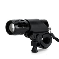 Vélos Light 7 Watt 2000 Lumens 3 Mode CREE Q5 LED Bike Light lumières lampp avant Torch lampe étanche + Holder Torch