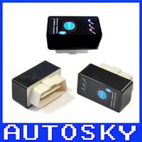 ELM327 Bluetooth OBD2 CAN-BUS Scanner Tool com Switch Work with Android freeshipping