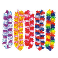 Wholesale Wholesale Artificial Flowers Manufacturers - flower artificial Hawaii Wreath Silk Flower Lei Party Supplies Garland Cheerleading Products Hawaii Necklace Manufacturer HH0023
