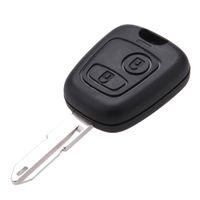 Wholesale Citroen Xsara Picasso Key Case - 2 Buttons Remote Auto Car Key Case Shell Key Cover for Citroen C2 C3 Xsara Picasso car accessories Interior Styling
