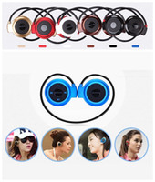 Wholesale Ipad Hook - Mini 503 Wireless Bluetooth Stereo Headphone Handsfree Sports Music in-ear Earphone Headset for Iphone 6 5S Ipad Samsung S4 S5 HTC LG US04