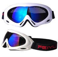 Wholesale Gafas Ski - Children Professional Ski Goggles Kids Lens UV400 anti-fog Skiiing Glasses Snow Skiing Eyewear Gafas Children Professional Ski Goggles Kids