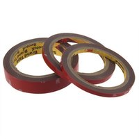 Wholesale 3m Brand Tape - 1pc 3M Auto Acrylic Foam Double Sided Attachment Tape 6MM width Brand New