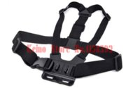 Wholesale Gopro Adapters For Chest Mount - 3IN1Gopro Accessories Kits Chest Belt + Head Mount Strap + Handheld Monopod with Adapter for Gopro Hero 2 3 3+ SJ4000