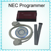 Wholesale Nec Mileage Programmer - Hot Sale NEC Programmer Mileage Programmer ECU Flasher Mileage correction tool Free Shipping